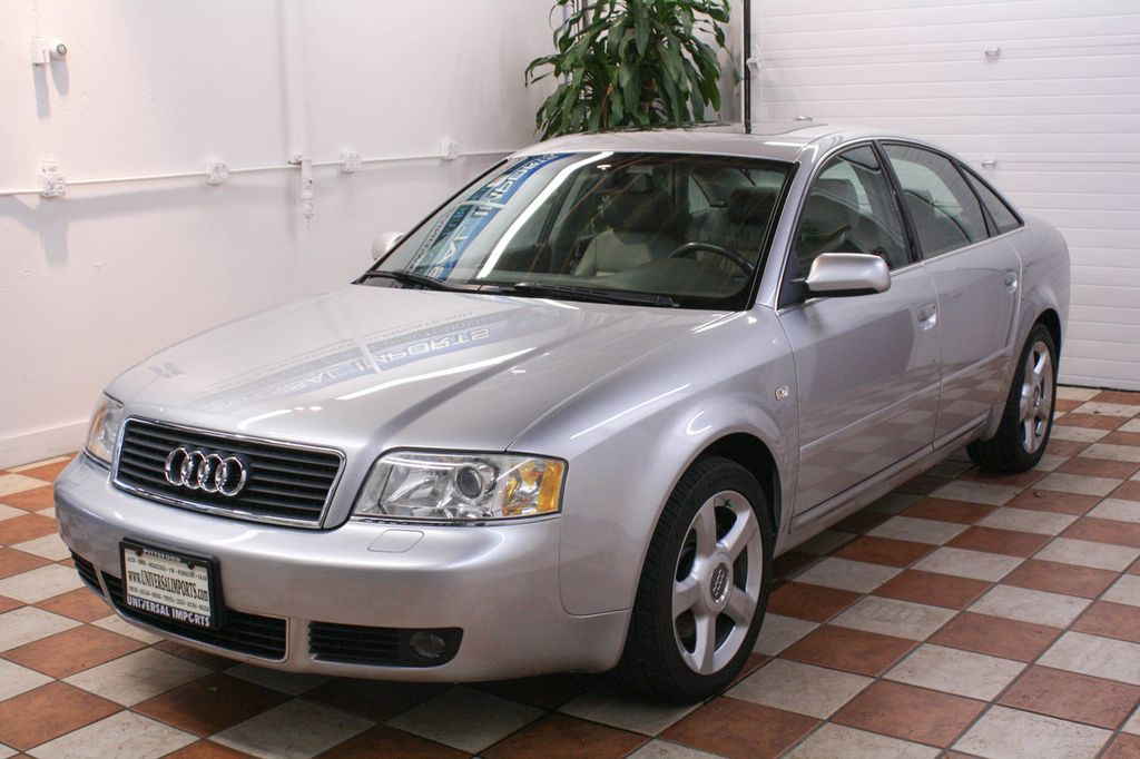 Dealer Video - 2003 Audi A6 4dr Sedan 3.0L quattro AWD Automatic - 15423836