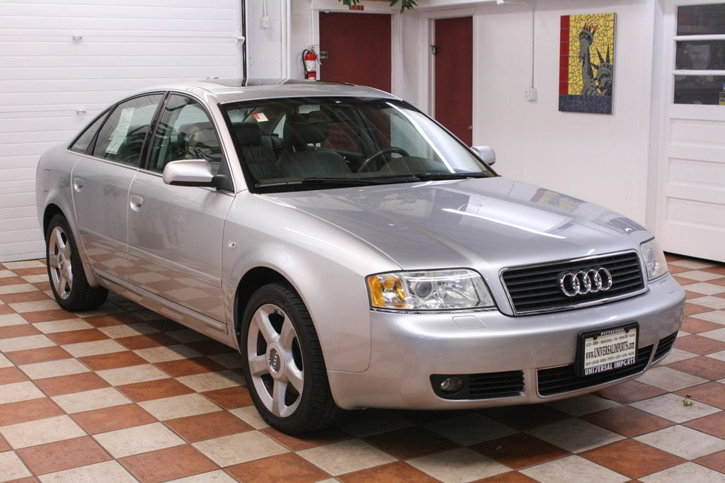 Used Audi A Dr Sedan L Quattro AWD Automatic At Universal - Car audi a6