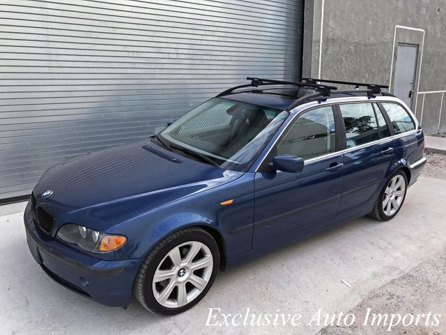 2003 BMW 3 Series 2003 BMW 325iT E46 TOURING SPORT AND PREMIUM WAGON FACELIFT - Click to see full-size photo viewer