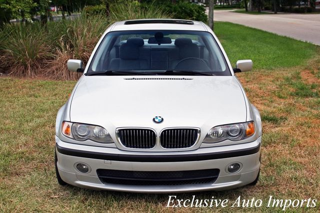 2003 BMW 3 Series 2003 BMW 330i PREMIUM SPORT LEATHER E46 SEDAN MANUAL 3-SERIES!!! - Click to see full-size photo viewer