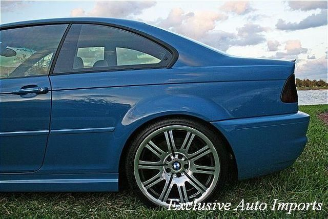 2003 BMW 3 Series Coupe - Click to see full-size photo viewer