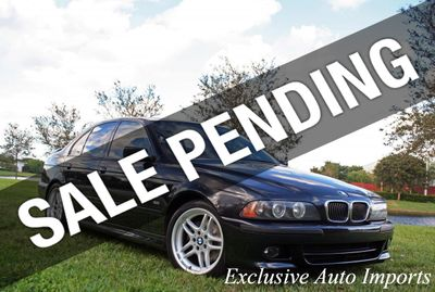 "2003 BMW 5 Series 2003 BMW 540iA 540i M-TECHNIC ""M""-SPORT MUST SEE TO BELIEVE! Sedan"