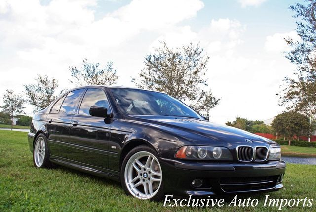 "2003 BMW 5 Series 2003 BMW 540iA 540i M-TECHNIC ""M""-SPORT MUST SEE TO BELIEVE! - Click to see full-size photo viewer"
