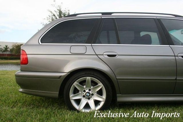 2003 BMW 5 Series 525iTA 4dr Sport Wgn 5-Spd Auto - Click to see full-size photo viewer