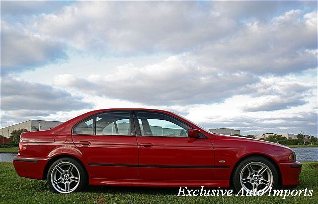 2003 BMW 5 Series 540iA 4dr Sdn 5-Spd Auto - Click to see full-size photo viewer