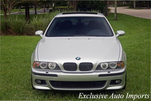 2003 BMW M5 2003 BMW M5 E39 SEDAN - Click to see full-size photo viewer