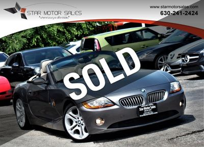 2003 BMW Z4 Roadster 3.0i Convertible