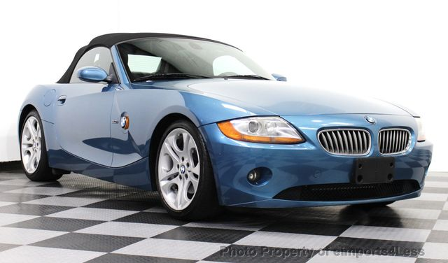 2003 Used Bmw Z4 Z4 3 0i Sport Package Convertible With Navigation At Eimports4less Serving Doylestown Bucks County Pa Iid 14933190