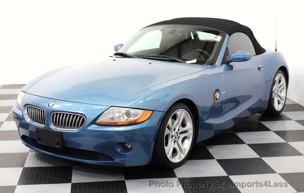 2003 Used Bmw Z4 Z4 3 0i Sport Package Convertible With