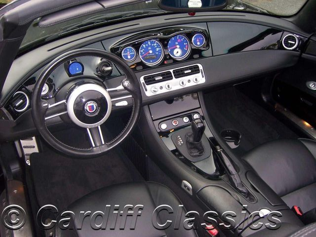 2003 Used BMW Z8 Z8 2dr Alpina Roadster at Cardiff Classics Serving ...