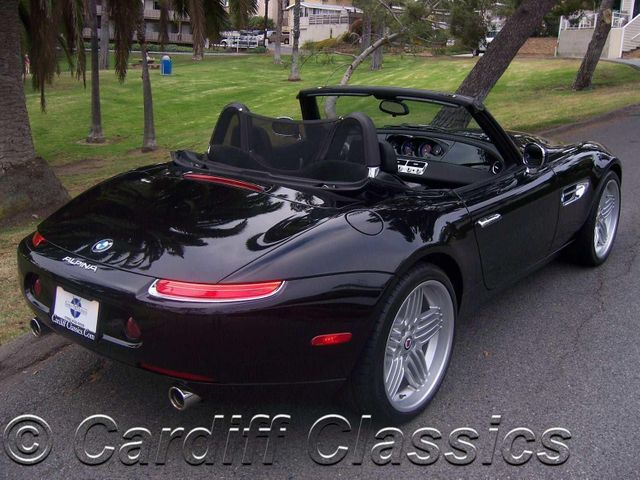 2003 Used Bmw Z8 Z8 2dr Alpina Roadster At Cardiff