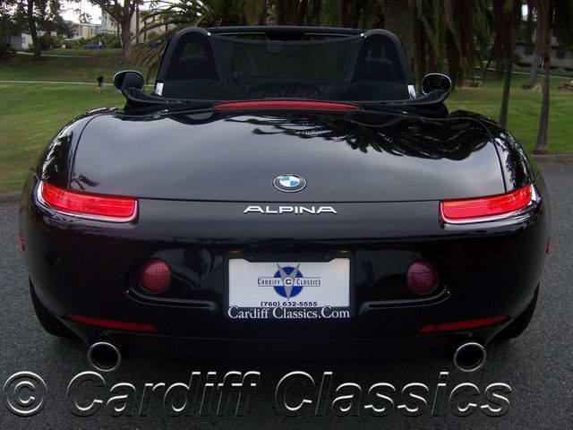 Used BMW Z Z Dr Alpina Roadster At Cardiff Classics Serving - Bmw alpina for sale usa