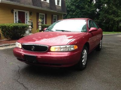2003 Buick Century 4dr Sedan Custom