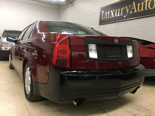 2003 Cadillac CTS CUSTOM EXHAUST COIL OVER SUSPENSION 4 NEW TIRES - Click to see full-size photo viewer