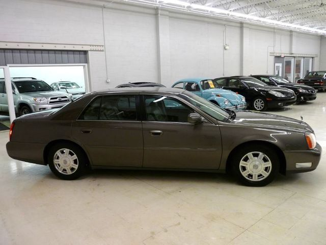2003 Used Cadillac DeVille at Luxury AutoMax Serving
