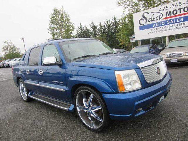 2003 Cadillac Escalade Ext Base Awd 4dr Crew Cab Sb Truck 3gyek63n53g112619 1