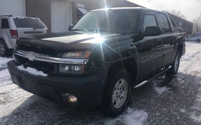 "2003 Chevrolet Avalanche 1500 5dr Crew Cab 130"" WB 4WD Truck"