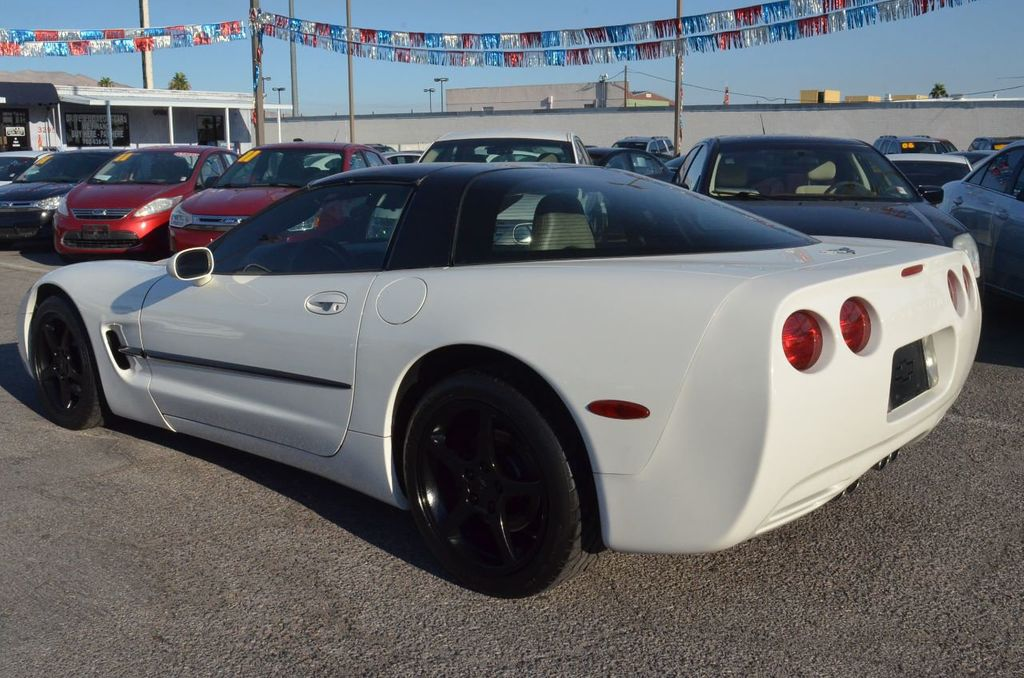 2003 Chevrolet Corvette 2dr Coupe - 16971297 - 5