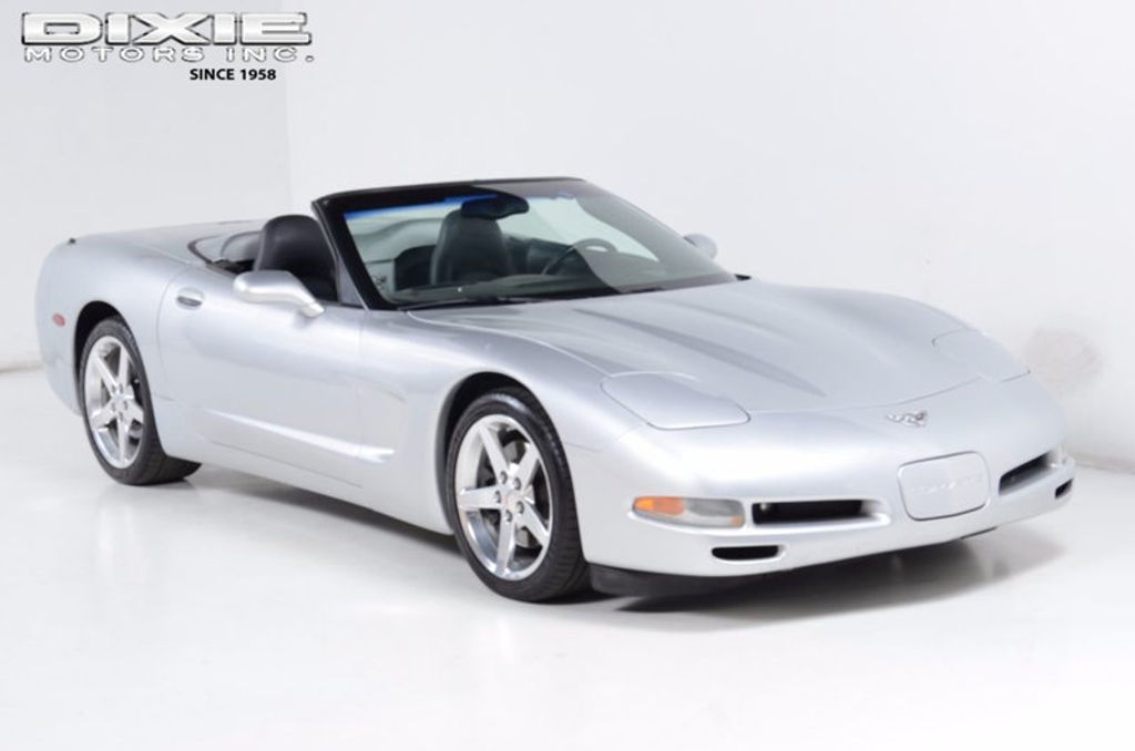 2003 Chevrolet Corvette * Convertible * Heads Up Display * Chrome Wheels * Automatic * - 16890847 - 0