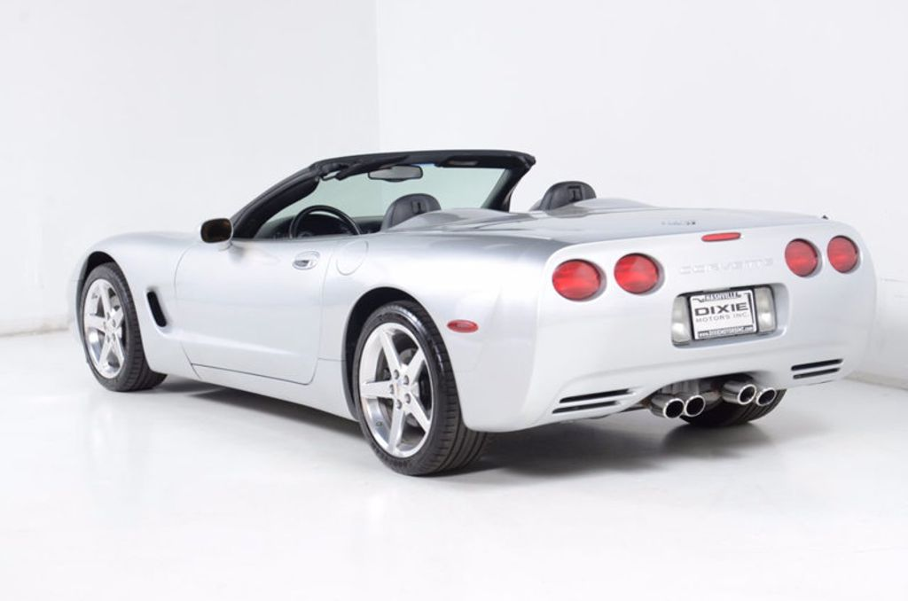 2003 Chevrolet Corvette * Convertible * Heads Up Display * Chrome Wheels * Automatic * - 16890847 - 11