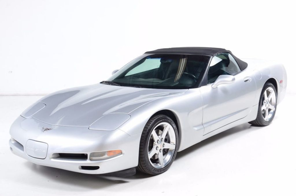 2003 Chevrolet Corvette * Convertible * Heads Up Display * Chrome Wheels * Automatic * - 16890847 - 1