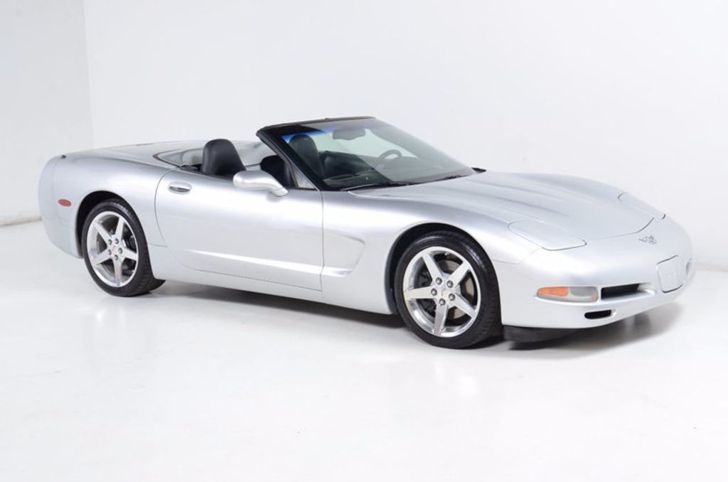 2003 Chevrolet Corvette * Convertible * Heads Up Display * Chrome Wheels * Automatic * - 16890847 - 6