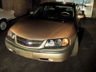 2003 Chevrolet Impala LS - Click to see full-size photo viewer