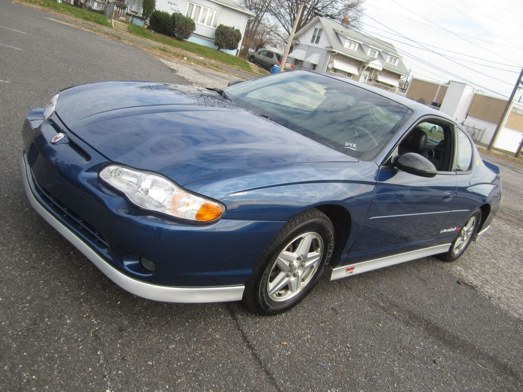Ss Monte Carlo >> 2003 Used Chevrolet Monte Carlo Jeff Gordon Ss Ltd Edition At Contact Us Serving Cherry Hill Nj Iid 14496112