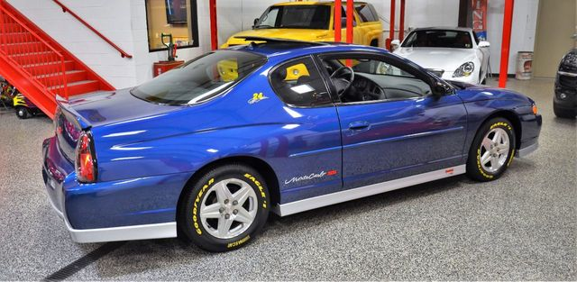 2003 Used Chevrolet Monte Carlo Monte Carlo SS Jeff Gordon Edition