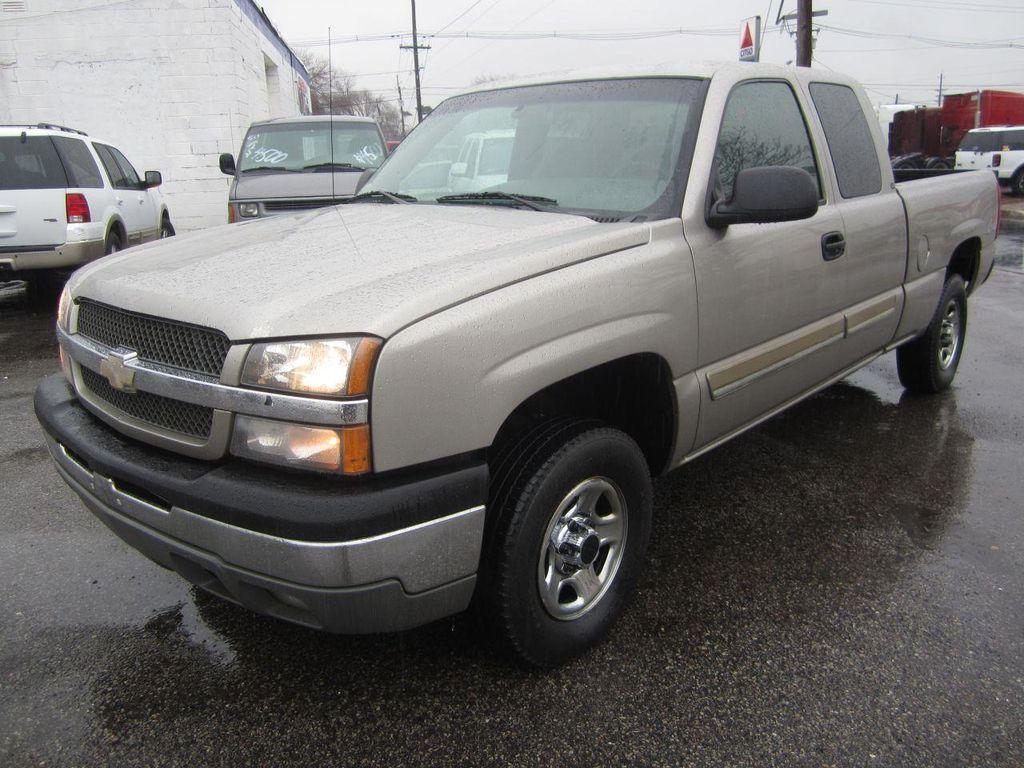 Silverado 2003 chevrolet silverado : 2003 Used Chevrolet Silverado 1500 LS / 4X4 / EXT CAB / 4DR at ...