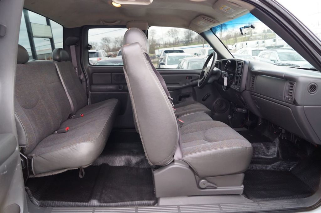 2003 Chevrolet Silverado 2500HD 2003 CHEVROLET SILVERADO 2500 HD EXT CAB 4WD 615-730-9991 - 18595494 - 9