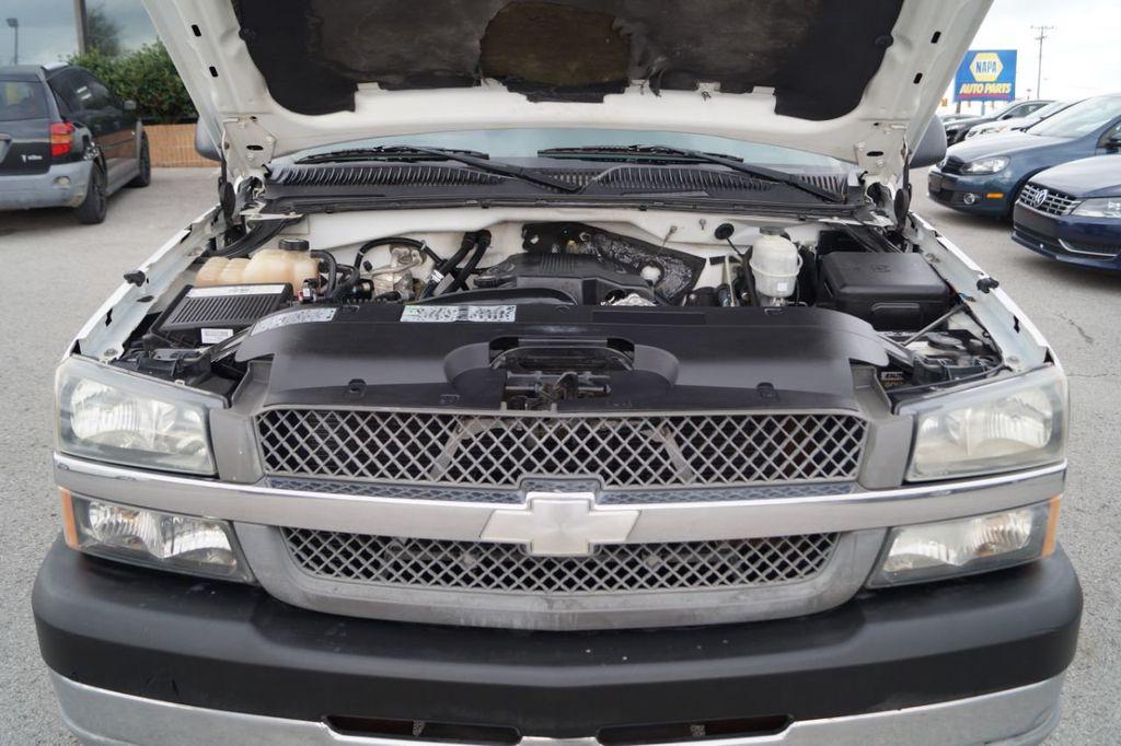 2003 Chevrolet Silverado 2500HD 2003 CHEVROLET SILVERADO 2500 HD EXT CAB 4WD 615-730-9991 - 18595494 - 15