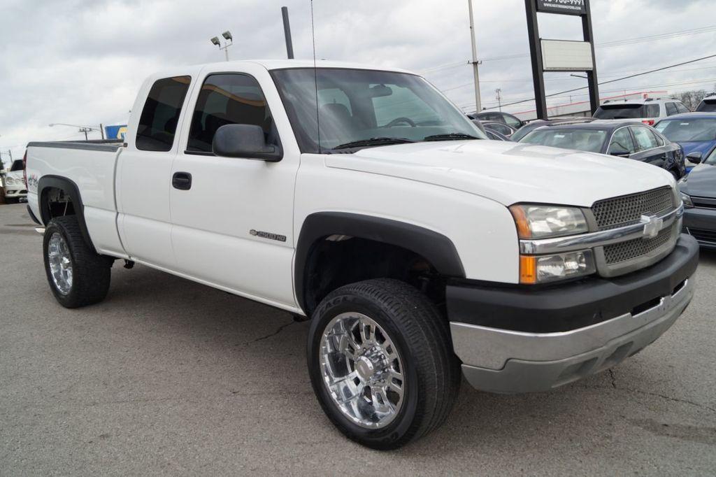 2003 Chevrolet Silverado 2500HD 2003 CHEVROLET SILVERADO 2500 HD EXT CAB 4WD 615-730-9991 - 18595494 - 3