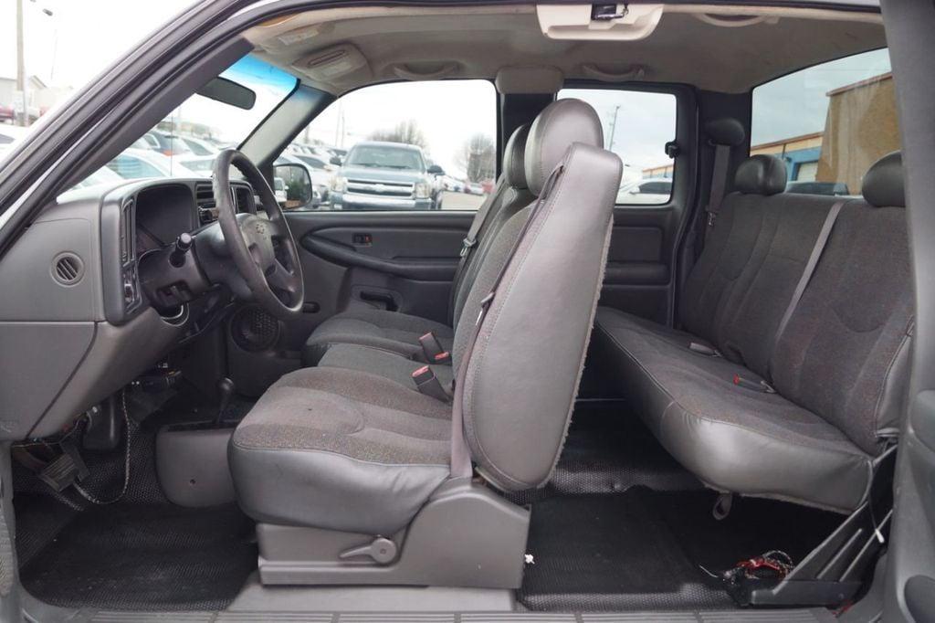 2003 Chevrolet Silverado 2500HD 2003 CHEVROLET SILVERADO 2500 HD EXT CAB 4WD 615-730-9991 - 18595494 - 8