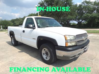 2003 Chevrolet Silverado 2500HD 2003 CHEVY SILVERADO 2500HD TRUCK, CNG KIT, 1-OWNER, 49K MILES!! - Click to see full-size photo viewer