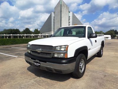 2003 Chevrolet Silverado C2500 2003 Chevy Silverado 2500, 1-Owner, 73k miles, CNG KIT, CLean!!! - Click to see full-size photo viewer