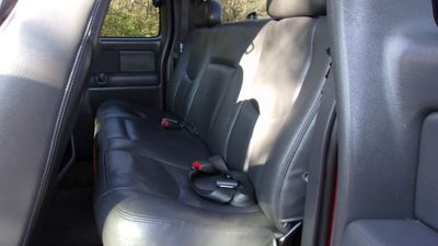"2003 Chevrolet Silverado SS Ext Cab 143.5"" WB - Click to see full-size photo viewer"