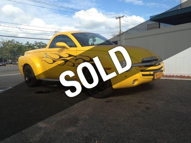 """2003 Chevrolet SSR Reg Cab 116.0"""" WB LS - 16361463 - 0"""