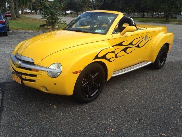 """2003 Chevrolet SSR Reg Cab 116.0"""" WB LS - 16361463 - 9"""