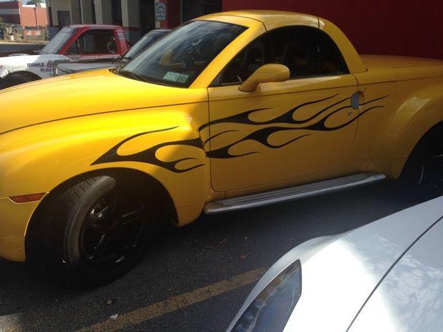 """2003 Chevrolet SSR Reg Cab 116.0"""" WB LS - 16361463 - 13"""