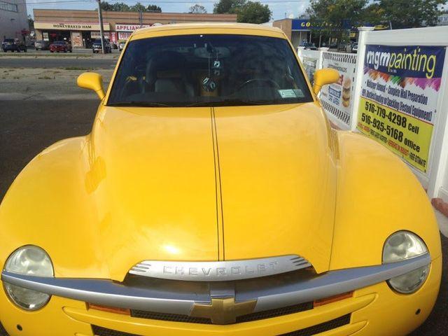 """2003 Chevrolet SSR Reg Cab 116.0"""" WB LS - 16361463 - 4"""
