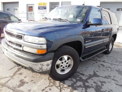 2003 Chevrolet Tahoe 4dr 1500 4WD LT - Click to see full-size photo viewer