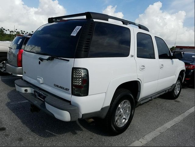 2003 Used Chevrolet Tahoe 4dr 1500 4WD Z71 at GT Auto Mall Serving  Arlington Heights, IL, IID 18021852