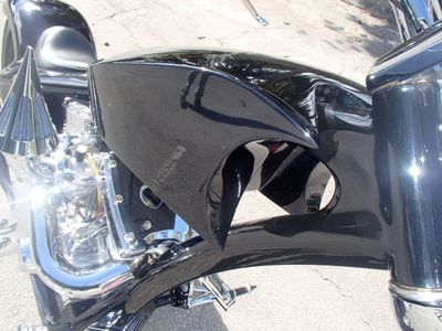 2003 Custom Chopper Drop Seat Chopper  - Click to see full-size photo viewer