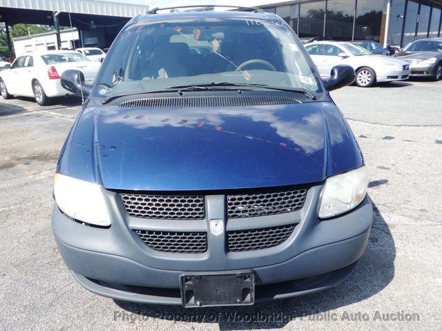 2003 Used Dodge Caravan 4dr Grand EL 119