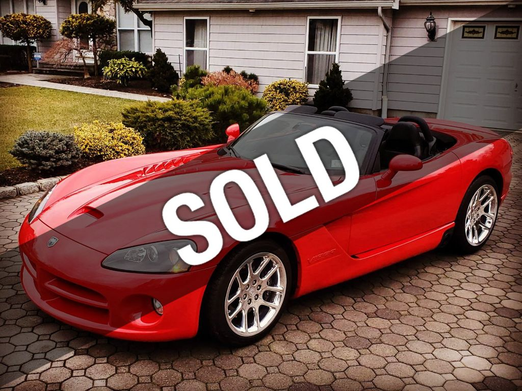 2003 Used Dodge Viper 2dr Srt 10 Convertible At Webe Autos Serving Long Island Ny Iid 19736189