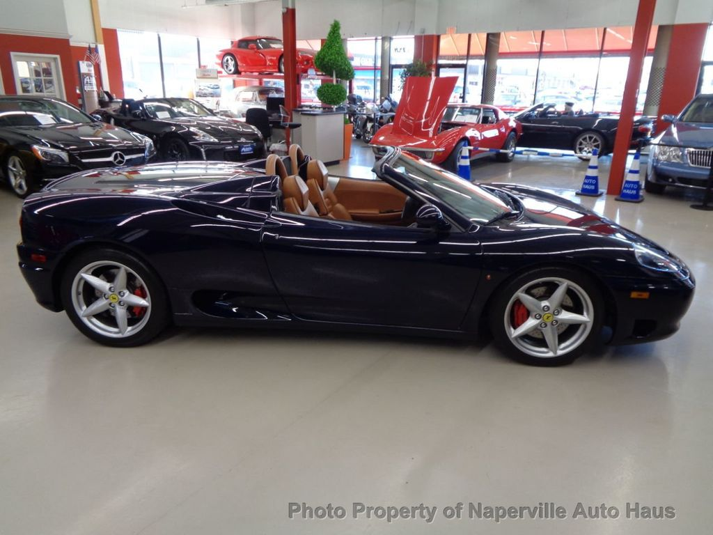 2003 Ferrari 360 2dr Convertible Spider - 18300957 - 1