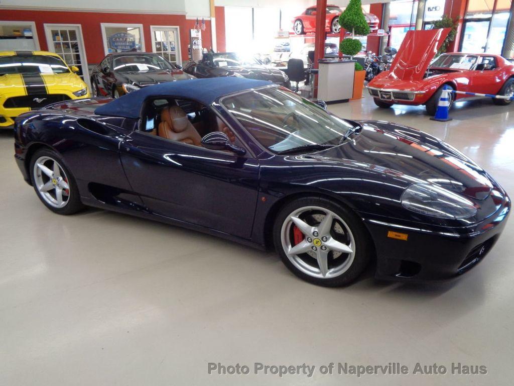 2003 Ferrari 360 2dr Convertible Spider - 18300957 - 46
