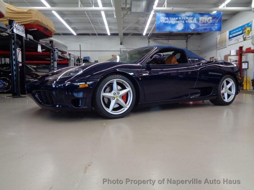 2003 Ferrari 360 2dr Convertible Spider - 18300957 - 47