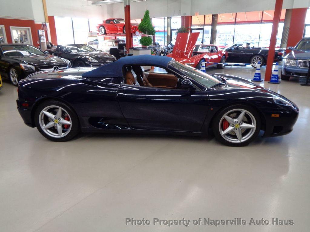 2003 Ferrari 360 2dr Convertible Spider - 18300957 - 51